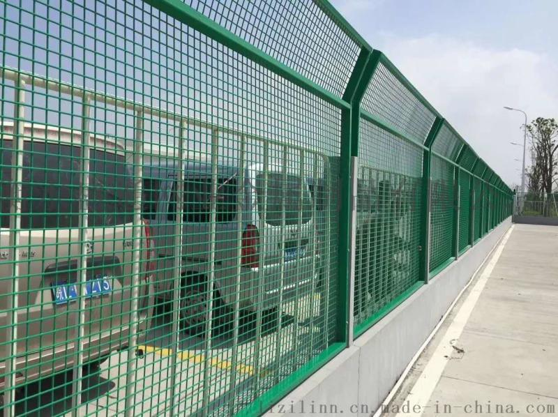 篮球场围网现货体育场勾花围栏网学校操场隔离
