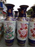 西安开业花瓶销售厂家  迎客松花瓶 景泰蓝花瓶厂家
