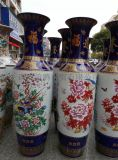 西安開業花瓶銷售廠家  迎客松花瓶 景泰藍花瓶廠家