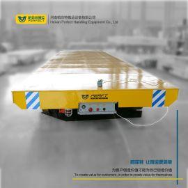重型仓库搬运车 轨道式电动平车 蓄电池电动平移车
