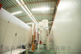 桂林科奥静电涂装设备公司涂装生产线的生产工艺及流程
