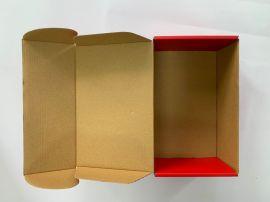 坑盒  彩色E坑盒  彩箱   彩色瓦楞盒 紙箱
