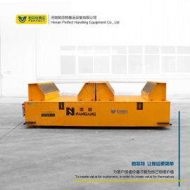工业搬运转电动平板车 电动无轨电车 转运平板摇控车