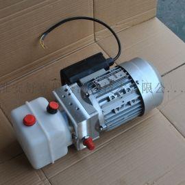 220伏电机1.5KW, 4L油箱手动控制