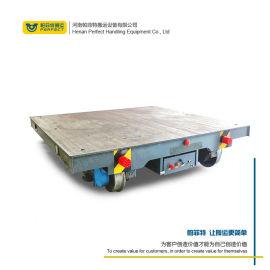 车间平板物料运输车 钢筋笼运输车 电动低压轨道车