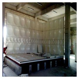 工程水箱 泽润 恒温水箱 玻璃钢消防水箱