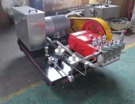 鸿源供应大流量试压机,胶管吐芯试压泵