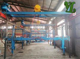 北京永乐机械半自动漏粪板设备生产线工厂商家