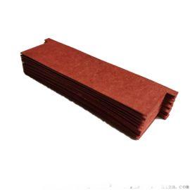 红色青稞纸 电子绝缘青稞纸 定制青稞纸垫片