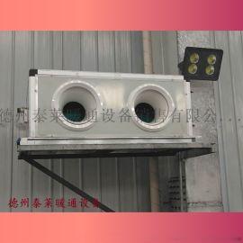 SLKT-10/SLKT-15射流暖风机组