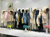 2020冬季新款依薰女裝 品牌折扣女裝走份