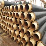 潮州 鑫龙日升 预制直埋保温螺旋钢管DN700/720高密度聚氨酯保温管