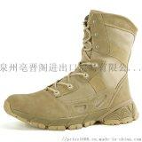 新款 靴 战术作战靴特种作战鞋靴