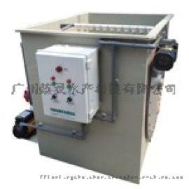 渔悦水处理过滤器 鼓式过滤机自动反冲洗转鼓过滤器