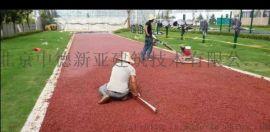 河南城市园林透水地坪透水路面增强胶结剂