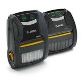 斑马便携式移动打印机Zebra ZR328热敏  打印机