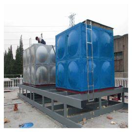 冷热水箱生产厂 仁怀玻璃钢过滤式水箱