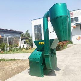 青储玉米粉碎机 多功能秸秆粉碎机 秸秆揉搓粉碎机