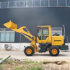 4米装载机 轮式装载机 自动卸载四驱铲车 捷克