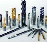 硬质合金钨钢立铣刀铣削各种高硬度工件材料