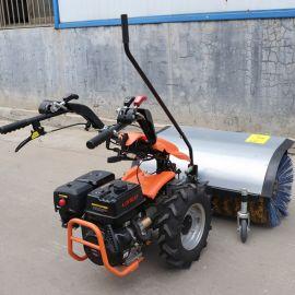 捷克 小型电动清扫机 广场公园清洁扫地机扫雪车