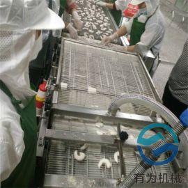 饼干挂糖机 糍粑淋浆机 有为淋浆生产厂家