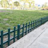 新疆  pvc塑钢护栏现货 绿化带护栏报价