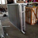 空调机组表冷器定做铜管铝翅片蒸发器