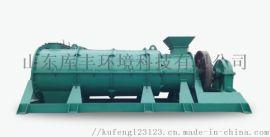 库丰有机肥生产线/有机肥设备/搅齿造粒机
