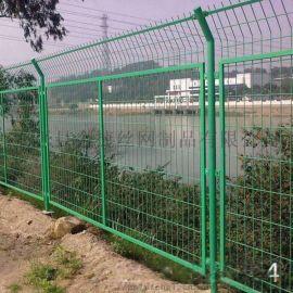 湖南水库临边防护网,水库围栏网厂家,圈地铁丝网