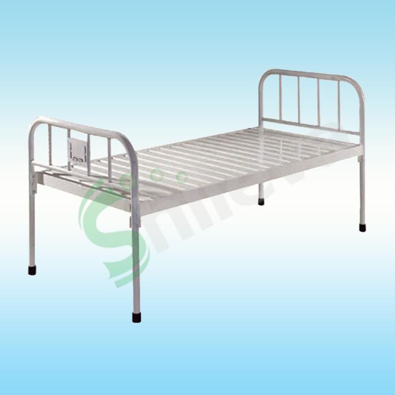 钢塑护理病床,监护床,塑钢平板护理床