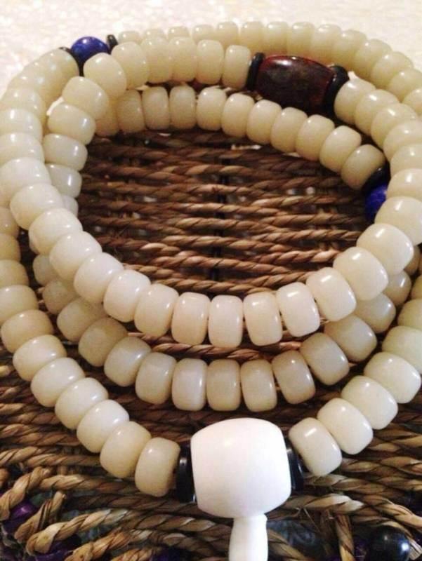 54颗菩提念珠饰品挂件20元一串模式赶集庙会热卖产品厂家