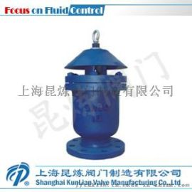 KP-10快速排气阀 排气阀厂家 上海昆炼
