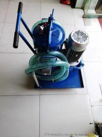 LUCD-63×10精密齿轮油过滤机
