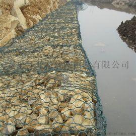 生态河道防洪钢丝石笼网 钢筋焊接石笼网 石笼网