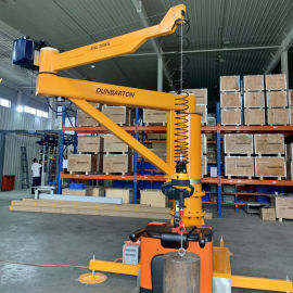 立柱式悬挂式智能折臂吊 自立式组合式智能悬臂起重机