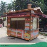 金拱门甜品小屋售货亭--KFC甜品特色小屋