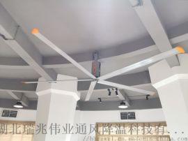 瑞泰风工业大风扇有哪些应用功能?