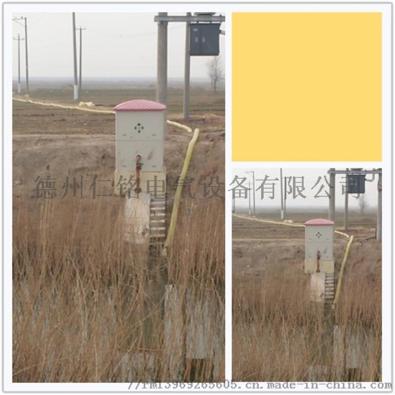 河南玻璃钢井房农田灌溉机井房制造生产商