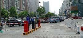 无人值守停车场系统让停车更简单