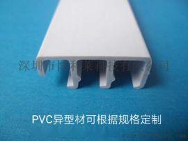 PVC异型材卡槽包边条