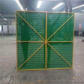 圆孔爬架网片 低碳镀锌钢板网片