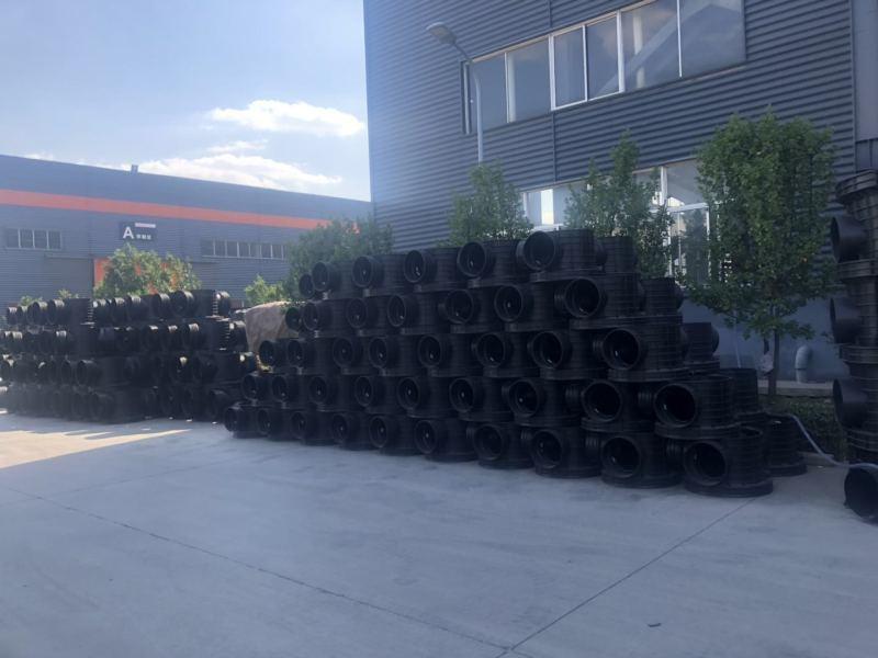 检查井厂家__优质塑料井厂家市政