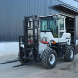 液壓搬運柴油叉車 各種型號多地形作業用