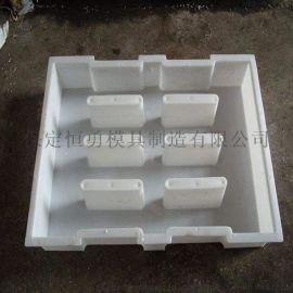 水沟盖板模具大量供应 盖板塑料模具现货