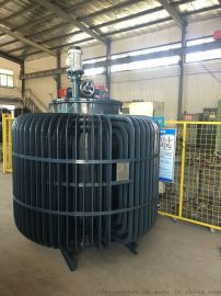 600KVA三相油浸式电动调压器 0-650v可调