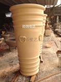 东南亚风格陶罐容器|人造石材陶罐花钵