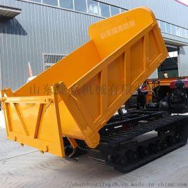 产地直发 工程运输沙石自卸车 履带运输车 捷克供应