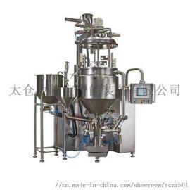 KZS2000甲基硅油高剪切乳化机