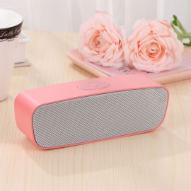Q5无线双喇叭TWS蓝牙音箱